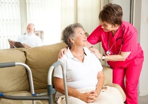 Уход за пожилыми после операции