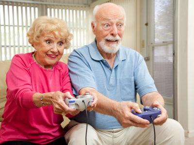 Досуг Пожилые люди