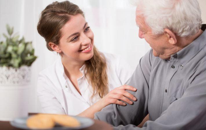 Пансионат для больных Альцгеймера