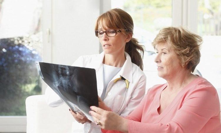 Уход за пожилыми с травмами и переломами