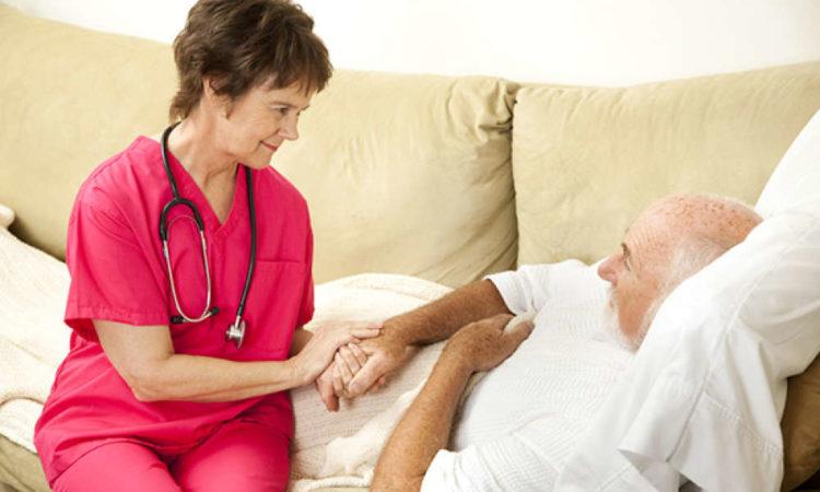 Уход за больными с пролежнями