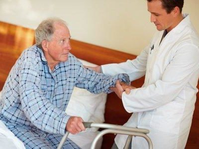 Уход за больными артритом