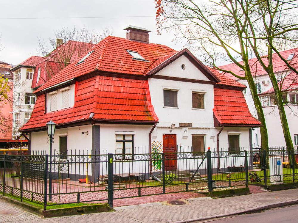 Пансионат для престарелых в Калининграде